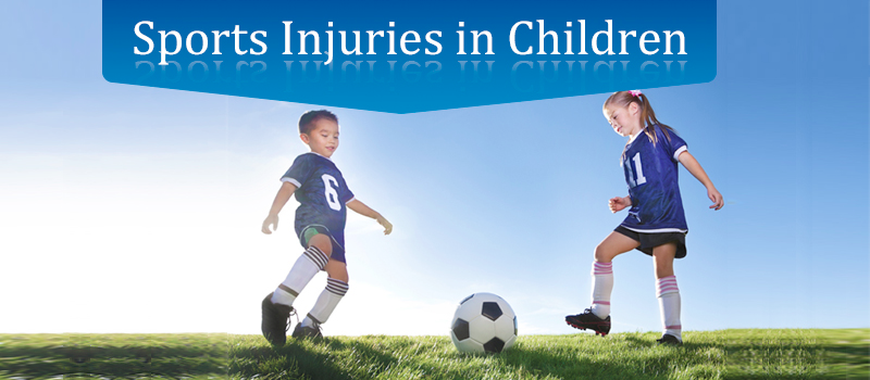 Sportrs Injuries in Children